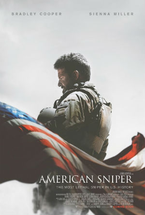 Bradley Cooper in Clint Eastwood's 'American Sniper'