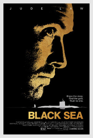 Jude Law in 'Black Sea'