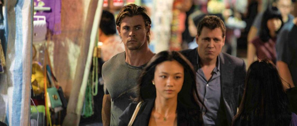 Chris Hemsworth in Michael Mann's 'Blackhat'