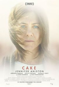 Jennifer Aniston in 'Cake'