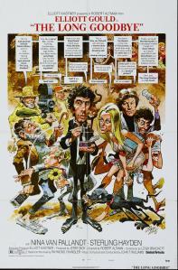Elliott Gould in Robert Altman's 'The Long Goodbye'