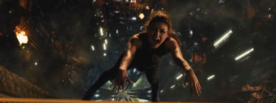 Mila Kunis in 'Jupiter Ascending'