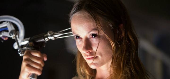 Olivia Wilde in 'The Lazarus Effect'