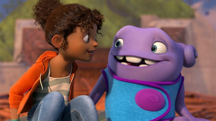'Home' (Dreamworks)