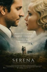 Jennifer Lawrence and Bradley Cooper in 'Serena'