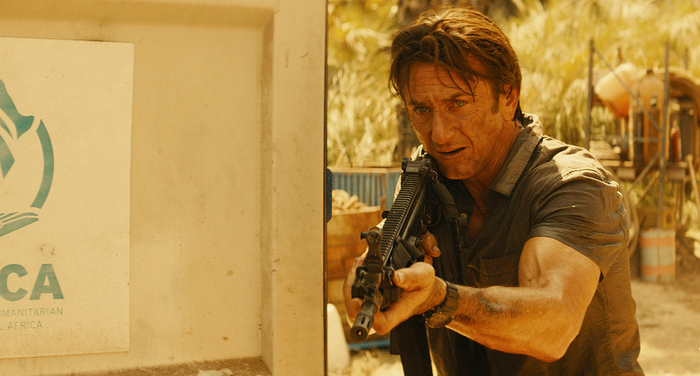 'The Gunman'