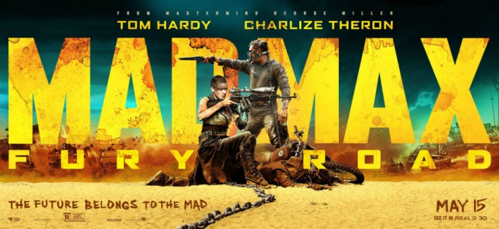 'Mad Max: Fury Road' (Warner Bros.)