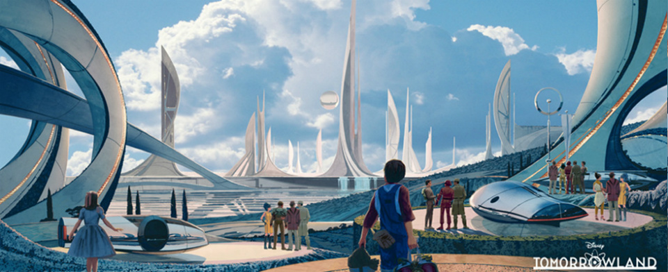 'Tomorrowland' (Disney)