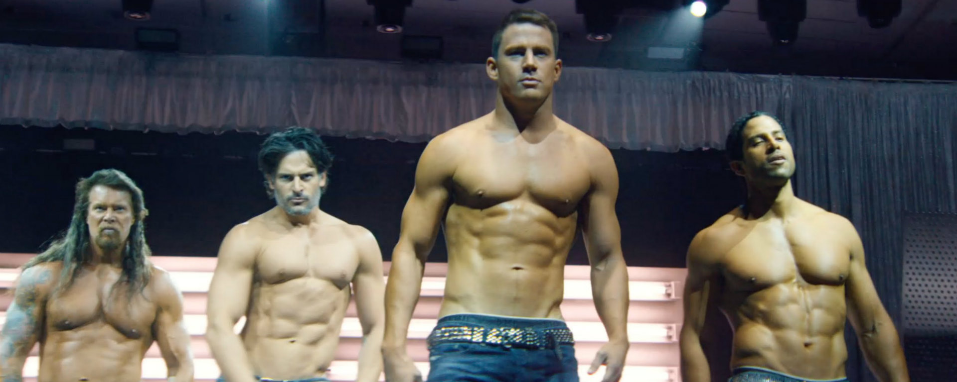 Channing Tatum in 'Magic Mike XXL'