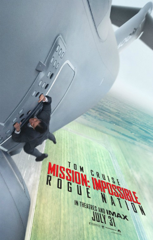 'Mission: Impossible - Rogue Nation'