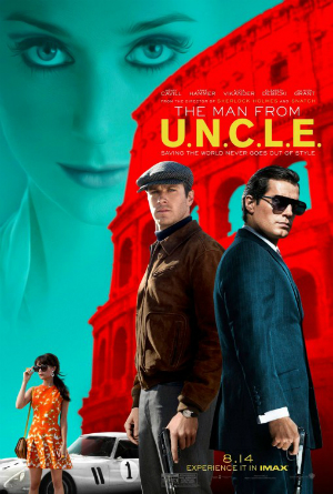'The Man From U.N.C.L.E.'