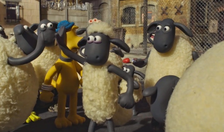 'Shaun the Sheep Movie'