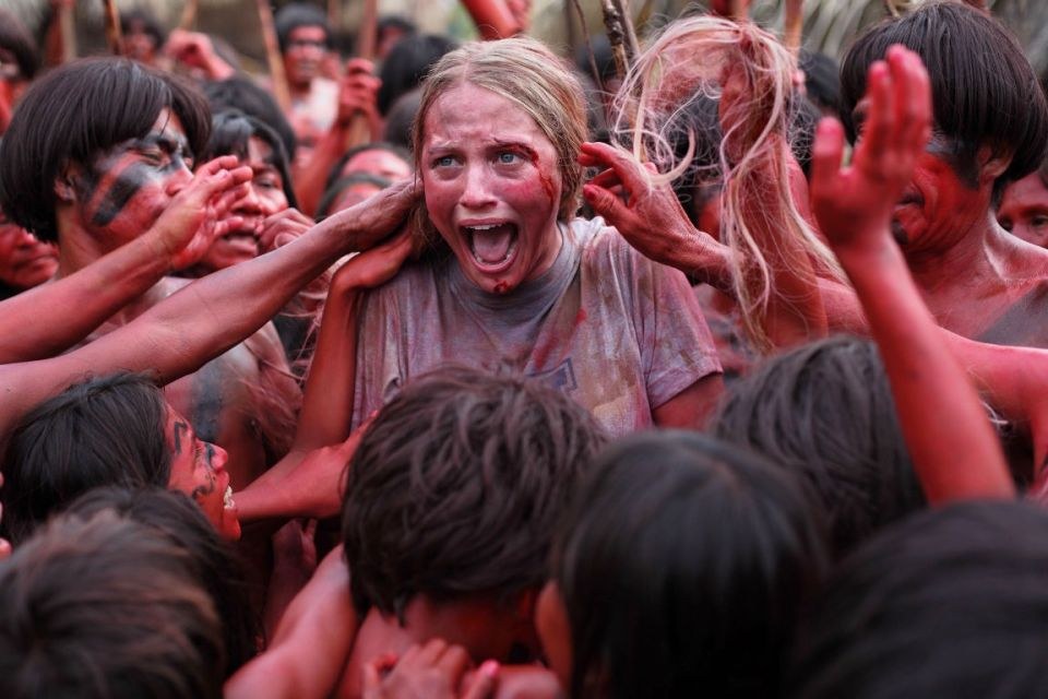 'The Green Inferno'